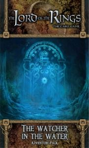 Lord of the Rings : The Card Game - The Watcher in the Water